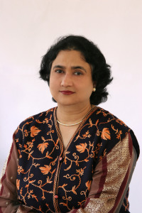 Shanta Acharya - Photo by Dr Sanjay Acharya