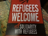 Concer for Callais Refugees