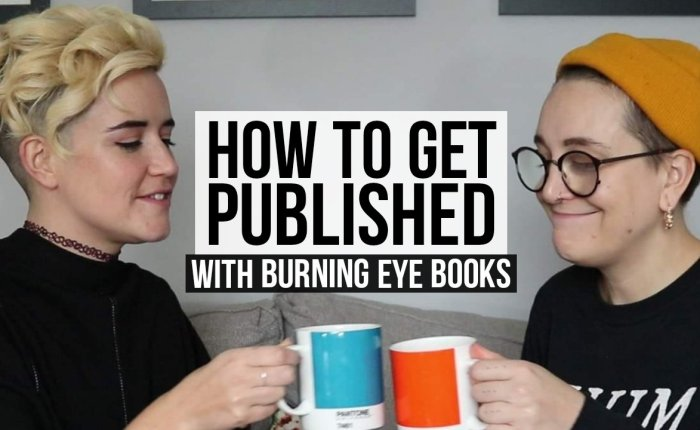 How To Get Published video with JosieAlford